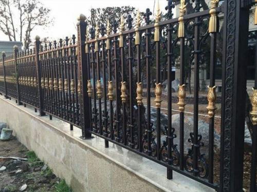 长春铝艺护栏