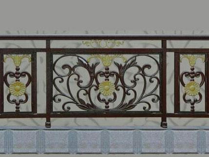 锦州铝艺护栏