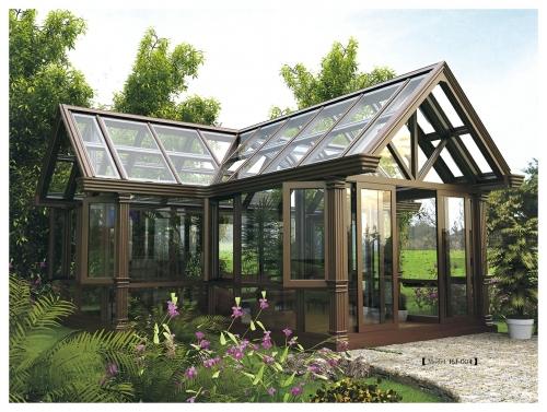 铸铝阳光房